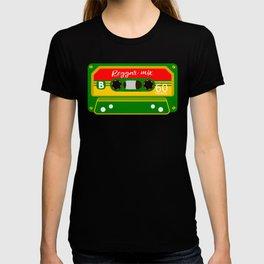 REGGAE MIX TAPE T-shirt