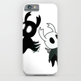 Hollow Knight The Void that Fills the Knight iPhone Case