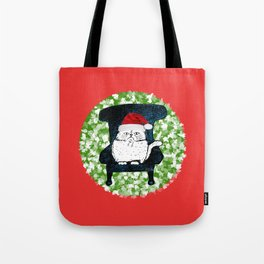 My Cat's Christmas Tote Bag