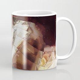 Sheet Metal In Space Coffee Mug