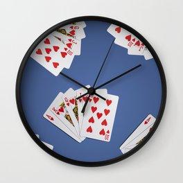 I like to cheat Wall Clock