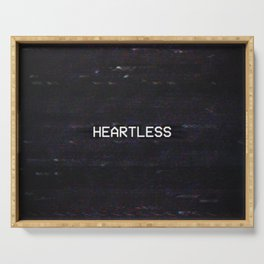 HEARTLESS Serving Tray