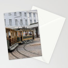 Helsinki Classic Tram Stationery Cards