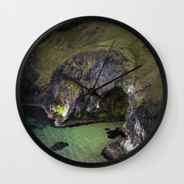 Carrick-a-Rede Wall Clock