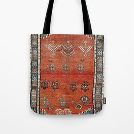 Bakhshaish Azerbaijan Northwest Persian Carpet Print Tote Bag