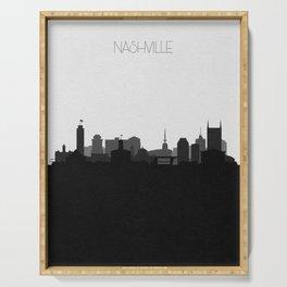 City Skylines: Nashville (Alternative) Serving Tray