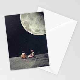 I Gave You the Moon for a Smile Stationery Cards