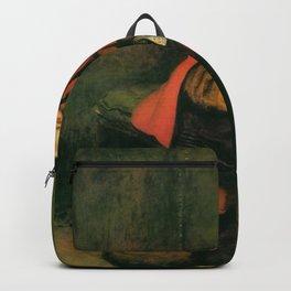 John Everett Millais - My First Sermon Backpack