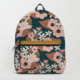 Hawaiian Florals (Spirit) Backpack