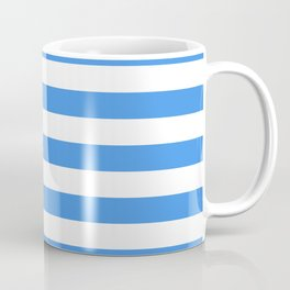 Micronesia San Marino Somalia Nicaragua flag stripes Coffee Mug
