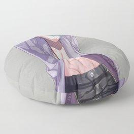 V Jalapeno Floor Pillow