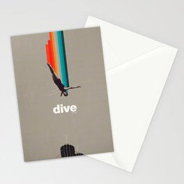 Dive Into My Soul Stationery Cards