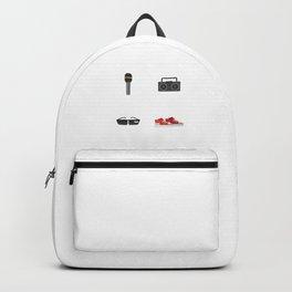 4 Elements  Hip Hop Hipster Backpack