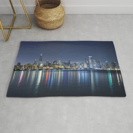 Chicago Blues Rug