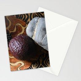 Avocado and Stone Stationery Cards