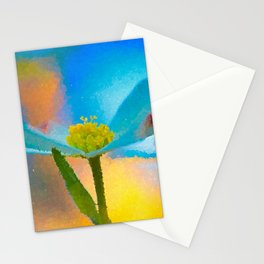 Dogwood 16 #easter #colorful #textured Stationery Cards