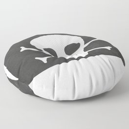 Pirate flag Floor Pillow