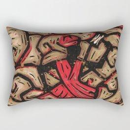 Orixás - Xango Rectangular Pillow