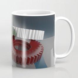 Italian gears, precision mechanics Coffee Mug