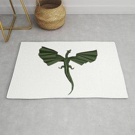 Origami Dragon Rug