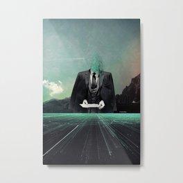 Invitation ... Metal Print