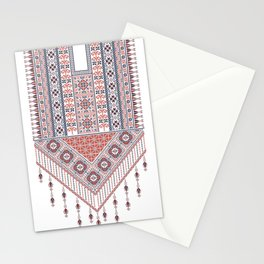 Vector tatreez Stationery Cards