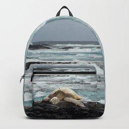 Hawaiian Honu - Sea Turtle Backpack