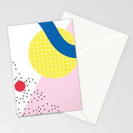 Memphis Series 03 Stationery Cards
