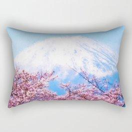 Mount Fuji - Japan  Rectangular Pillow