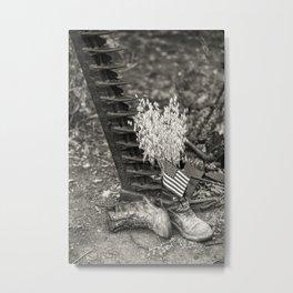 American Farming 1 Metal Print