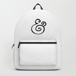 InclusiveKind Ampersand Backpack