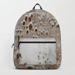 The Snowy Meadow Backpack