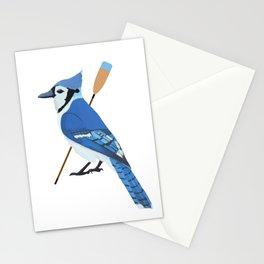 Crew Blue Jay Stationery Cards