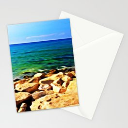 Ocean's Delight Stationery Cards