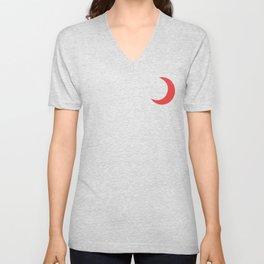 Evil Moonlight Unisex V-Neck