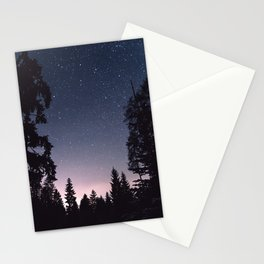 Starry Sunset | Nature and Landscape Photography Stationery Cards