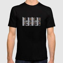 Salk Institute Kahn Modern Architecture T-shirt