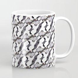 Penguins Tessellation Coffee Mug