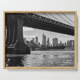 Dumbo Brooklyn VI Serving Tray