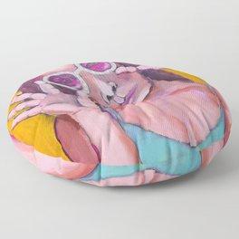 The Adjustment Floor Pillow