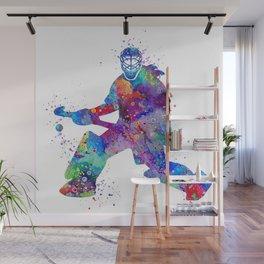 Hockey Wall Murals For Any Decor Style Society6