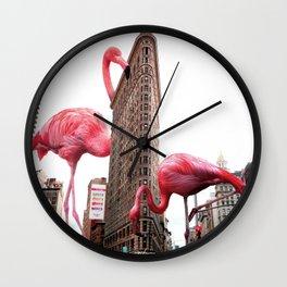 Flamington Wall Clock