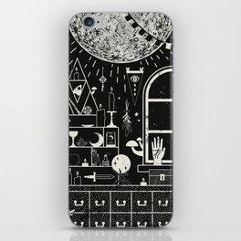 Moon Altar iPhone Skin