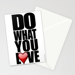 LOVE 1 Stationery Cards