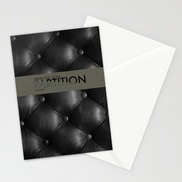 Partition I Stationery Cards