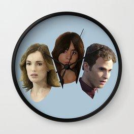 FitzSkimmons Wall Clock