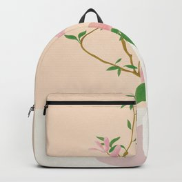 Flowers in the Vase II Backpack