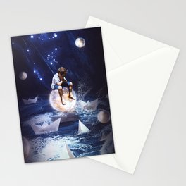 Shining Souls Stationery Cards