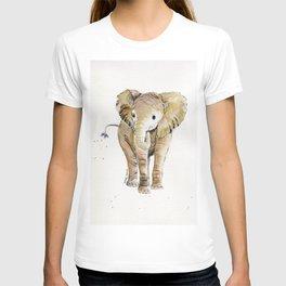 Baby Elephant 4 T-shirt