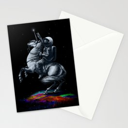 Across The Unicverse Stationery Cards